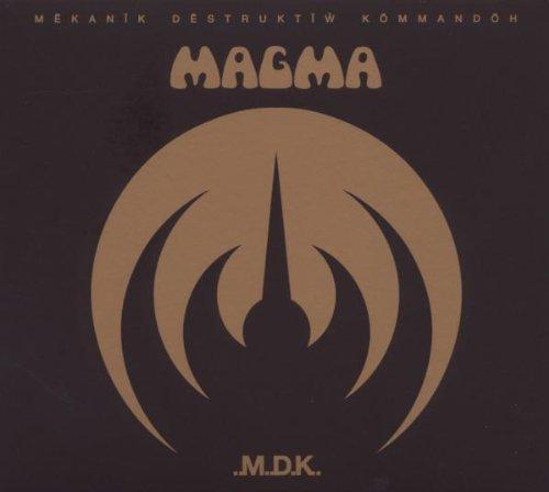 Mekanik Destruktiw Kommandoh - Magma