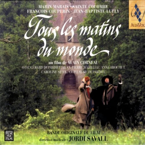 Tous Les Matins du Monde - Jordi Savall - Marin Marais
