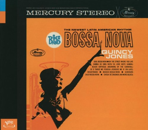 Big Band Bossa Nova - Quincy Jones