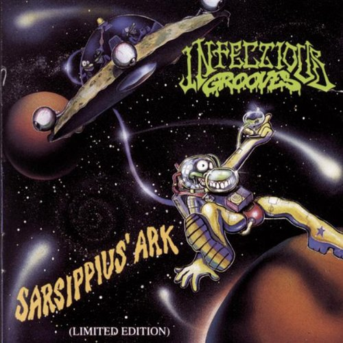Sarsippius Ark - Infectious Grooves