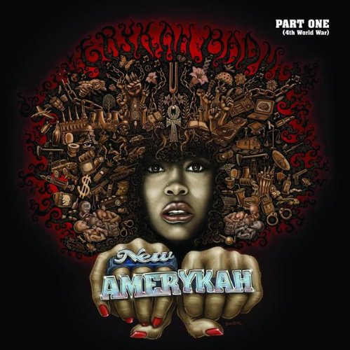 New Amerykah Part One - Erykah Badu
