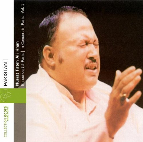 Live in Paris - Nusrat Fateh Ali Khan