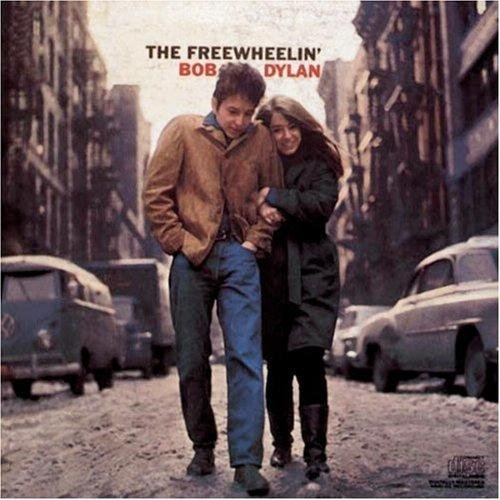 The Freewheelin' - Bob Dylan