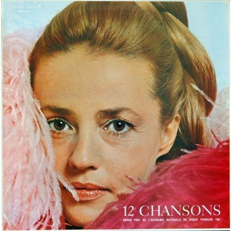 Douze Chansons - Jeanne Moreau