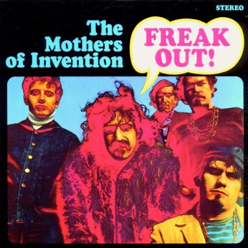 freak out - frank zappa - mothers of invention