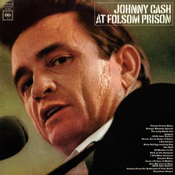 folsom prison - johnny cash